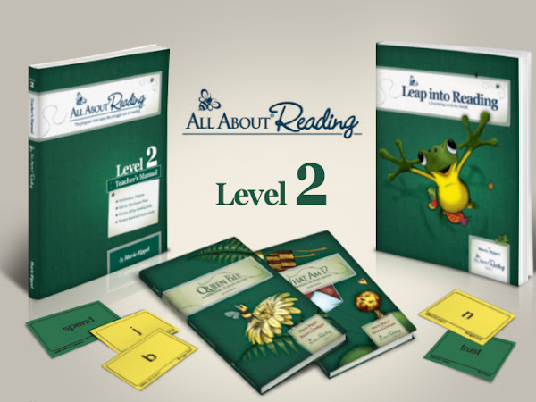 All About Reading Level 2 {Sneak Peek Review}