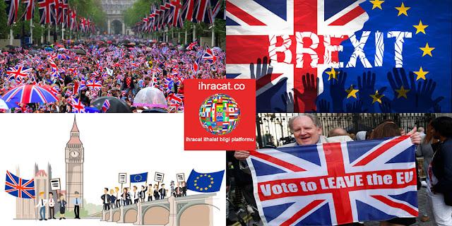İNGİLTERE brexit, nexit