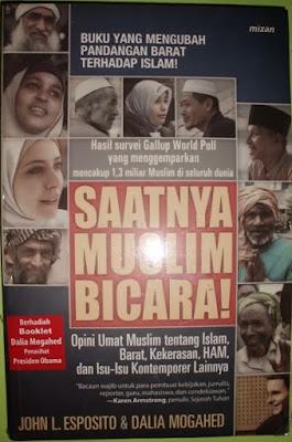 Saatnya Muslim Bicara