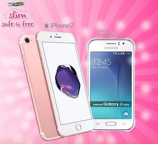 Beli Charm Slim Safe be Free Berhadiah iPhone 7 dan 4 SAMSUNG J1 Ace Gratis - DaftarKuis.com