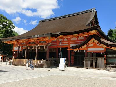 京都:八坂神社