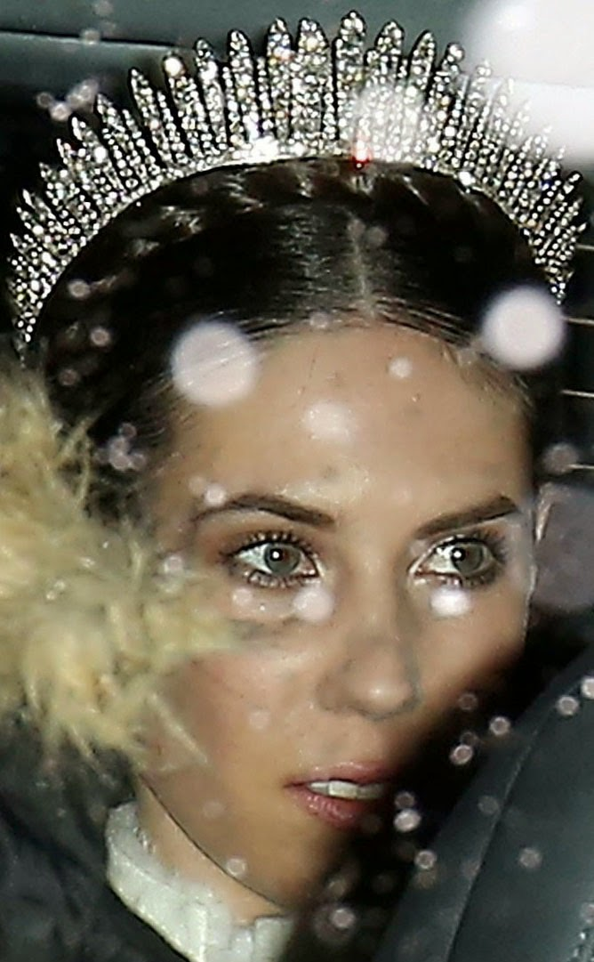 Tiara Mania Princess Charlotte Of Monacos Fringe Tiara