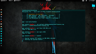 tutorial cara exploit windows metasploit backdoor