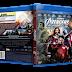 Os Vingadores BD/DVD Capa