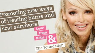 Supporting The Katie Piper Foundation, by Tracy