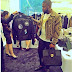 Davido's Rich friend Hush puppi steps out in Blouse (Women's top) You need to see this