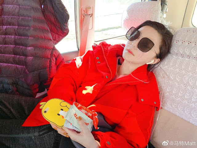 Fan Bingbing charity work Tibet