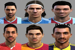 Facepack Spor Toto league V1 Pes 2013