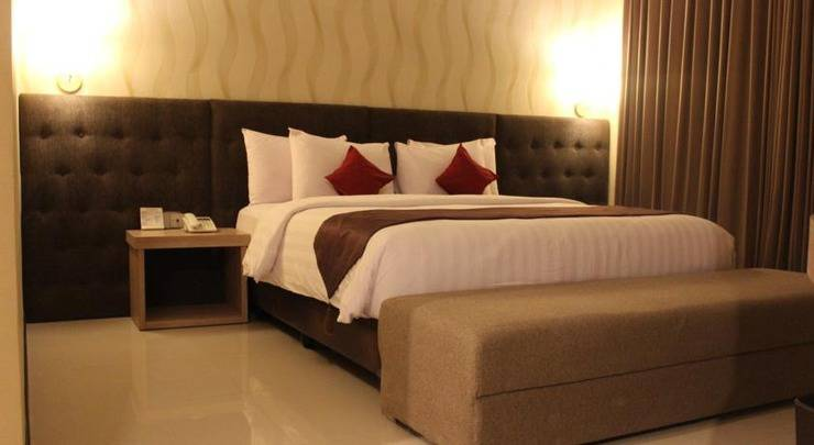 The Sun Hotel terbaik di Kota Madiun, Jawa Timur