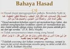 Hasad Dalam Pandangan Islam
