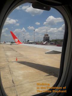 Arrival at Krabi Airport