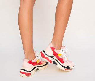 Pantofi Sport Hilfing la moda toamna 2018 multicolori