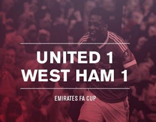 MU vs West Ham 1-1