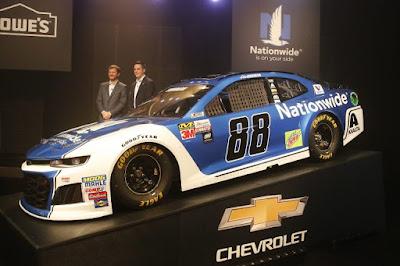 Alex Bowman #88 - #NASCAR Hendrick Motorsports
