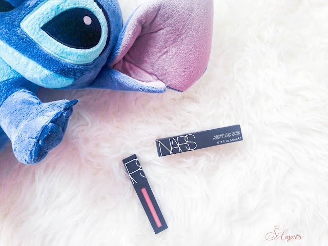 MajesticMarta | NARS Powermatte Lip Pigment