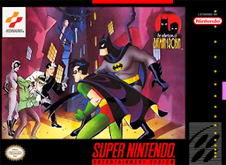 Batman and Robin [ SNES ]