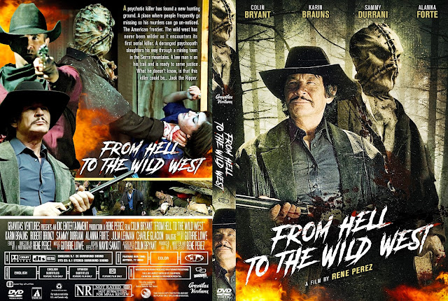 From Hell To The Wild West DVD Cover