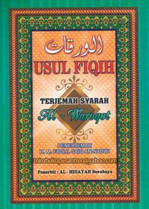 Terjemahan kitab pdf fiqih