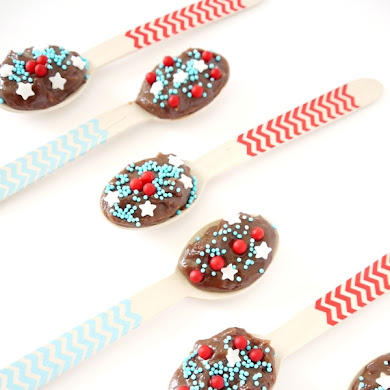 Recette | Bouchées Chocolatées Pour le 14 Juillet