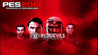 Texture Manchester United HD for PES PSP Android