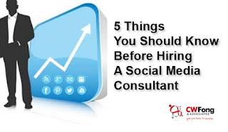 top social media consultant singapore