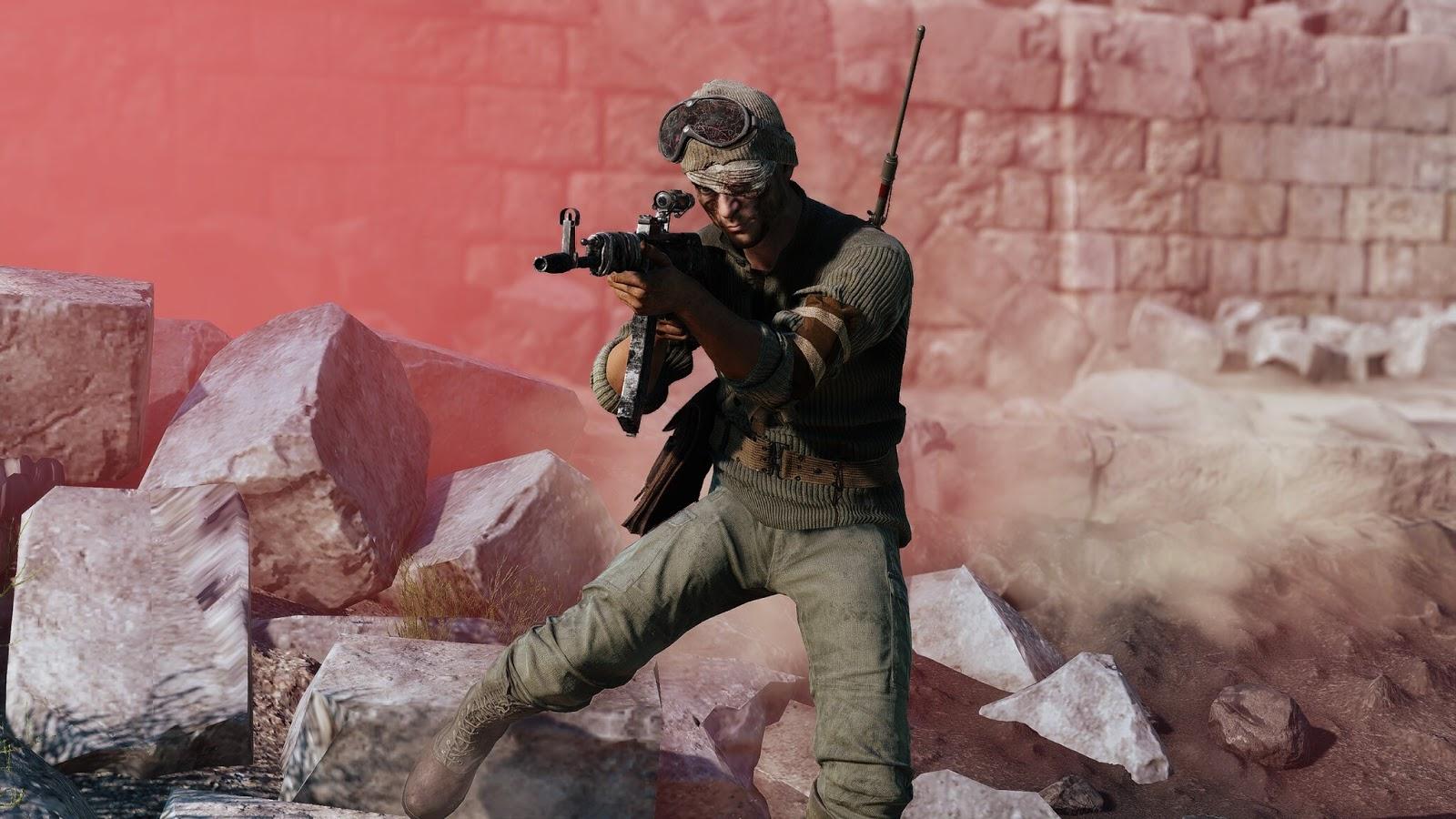 Battlefield V: Modelos 3D das skins de Elite são revelados