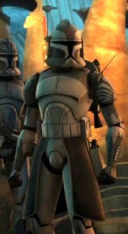 conrad's lego and military blog: commander wolffe leader of the wolf pack