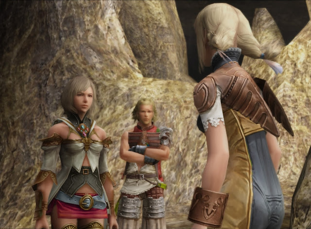 Final Fantasy XII PS4 preview