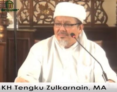 KH. Tengku Zulkarnain: Kondisi Zaman Kini Mirip Era Munculnya PKI, Ulama dan Islam Dihina