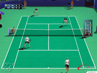 Agassi Tennis Generation PS2