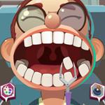 لعبة طبيبة الاسنان