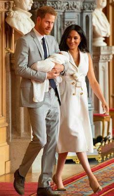 bébé raciste royal