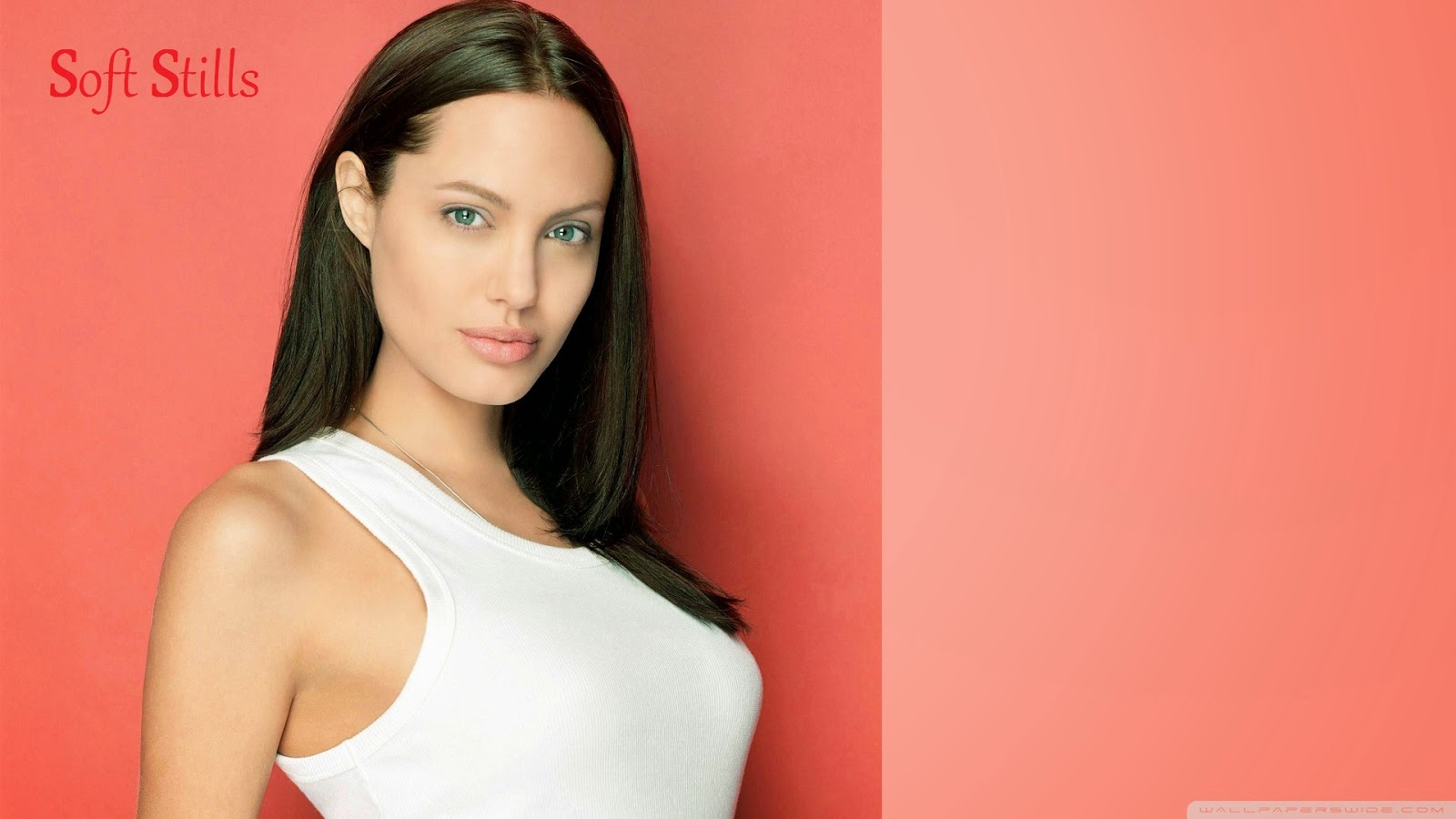 Angelina Jolie - WallpapersWide