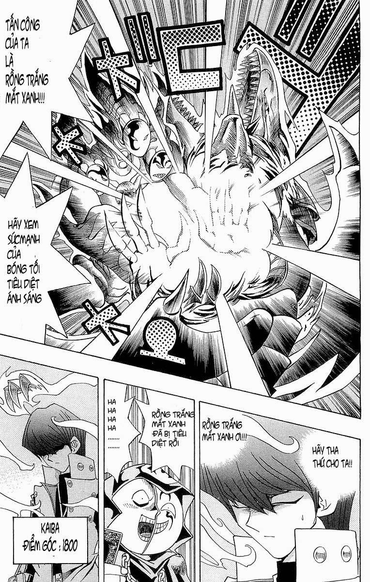 YUGI-OH! chap 188 - sức mạnh kết hợp! trang 16