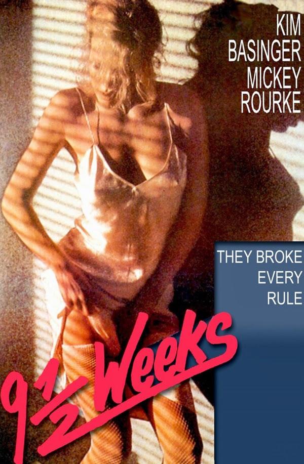 9 Semaines 1/2 : semaines, Julien, Weeks, Semaines, Adrian, Lyne,, 1988)