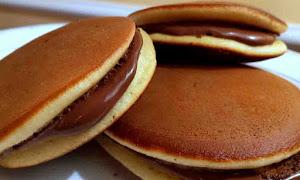 Resep Kue Dorayaki Mudah Dan Enak