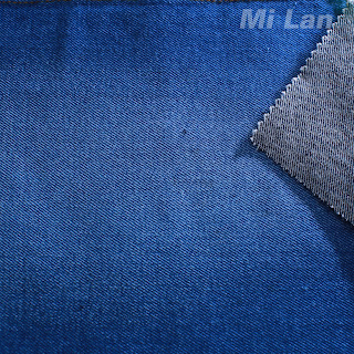 Vải Jean Nam Cotton M25