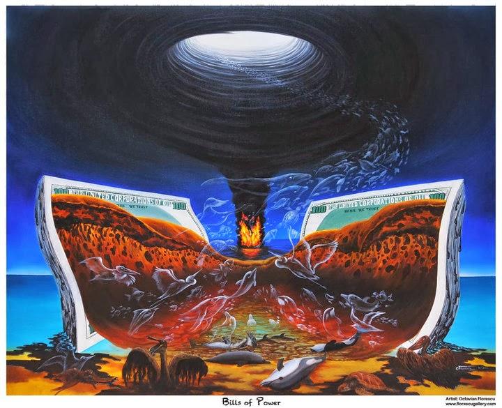 Octavian Florescu | Romanian Surrealist Painter