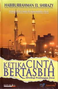 Download eBook Ketika Cinta Bertasbih 1 - Habiburrahman El-Shirazy
