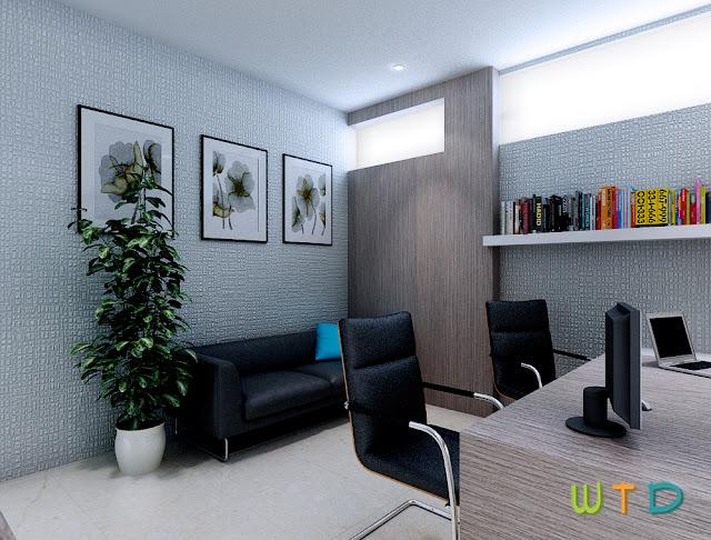 Interior Desain Kantor Klinik