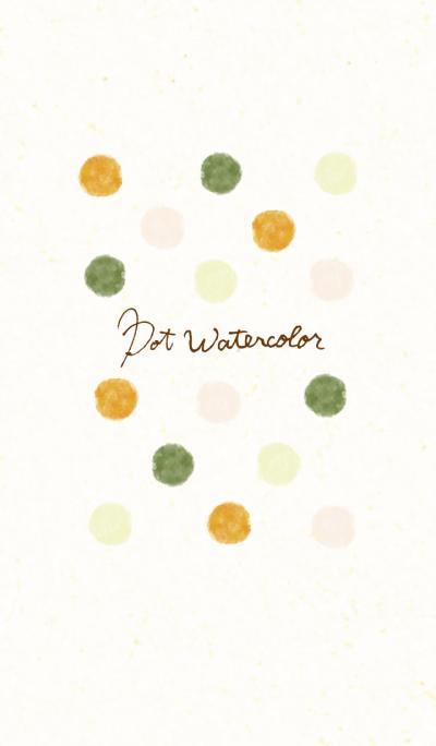 Dot Watercolor7