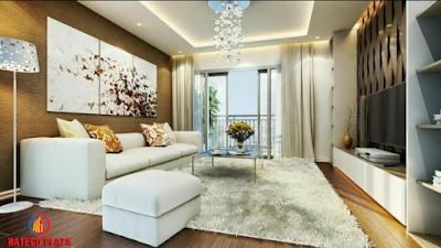 Căn hộ mẫu dự án Hateco Plaza Huỳnh Thúc Kháng