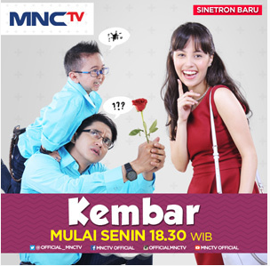 Lagu Daus Mini - Baby I Love You Mp3 Ost Kembar