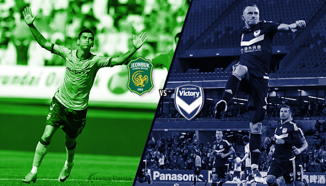 K-League's Jeonbuk Hyundai Motors host A-League's Melbourne Victory in the AFC Champions League