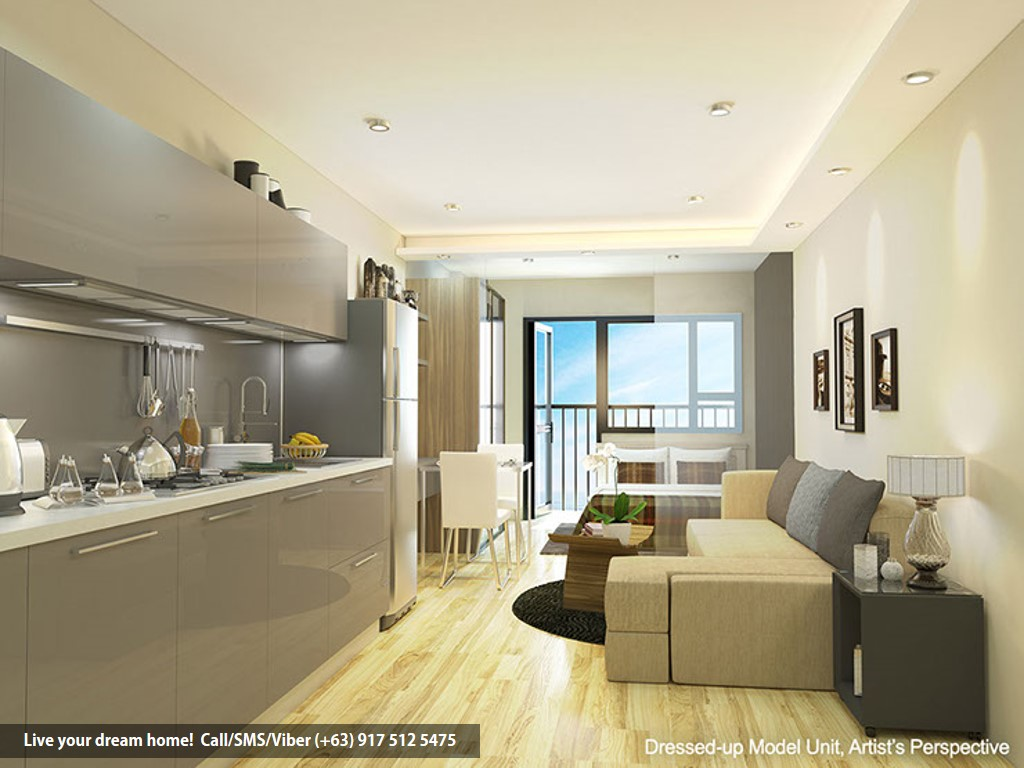SMDC South Residences - 1 Bedroom With Balcony | Condominium for Sale SM Southmall Las Pinas