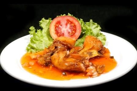 Resep Ayam Goreng Asam Manis Enak Gurih