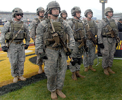 World Military And Police Forces United States Of America