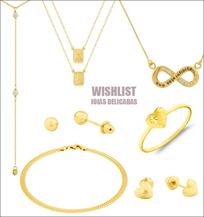 ef6b74fa5a1 Wishlist para quem gosta de joias delicadas - Good News Every Day