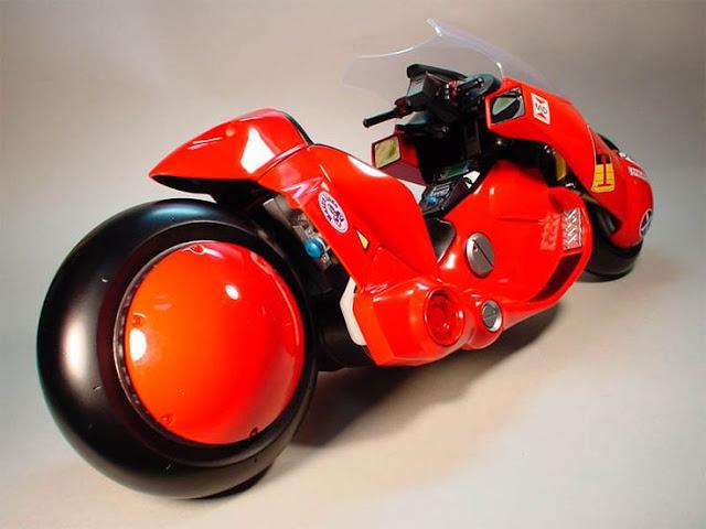 Kaneda Bike