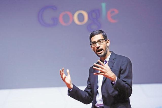 Google Pecat 48 Karyawan Akibat Pelecehan Seksual